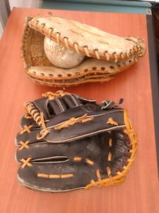 Gants de baseball