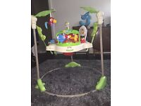 Fisher price rainforest jumper roo