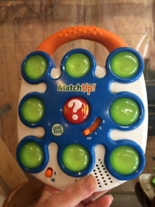 MATCH UP by LEAP FROG for 3-6 year olds and Car Rides