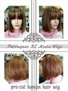 Perruques Naturelles / Human Hair Wigs
