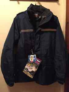 Brand new winter jacket, $50.00, manteau d'hiver neuf West Island Greater Montréal image 1