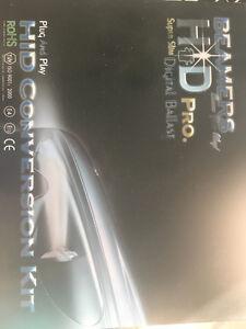Beamers HID Pro conversion kit for 2010-2013 Camaro fog lights