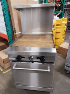 NEW Commercial Range Auction Blowout! US Made - Sat, June 23rd