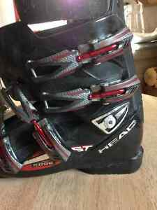 Head ski boots size 26/26.5 Belleville Belleville Area image 2