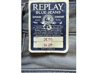 Men's Replay Jeans