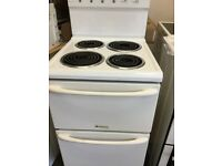 Creda 50cm electric cooker in mint condition with a warranty