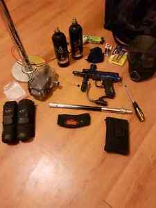 Spyder Pilot Paintball gun