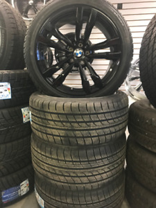 "New 20"" BMW X5 Winter Tires & Wheels 