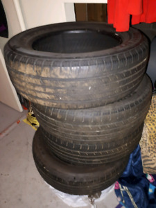 4 new westlake all season tires 215/60R16