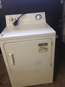 Dryer used