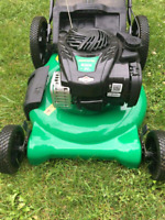 Lawn mower /snowblower mobile repair
