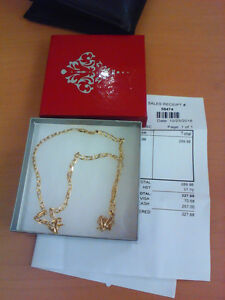 10 k men's gold chain/necklace