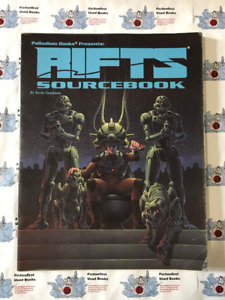 RPG: Rifts Sourcebook