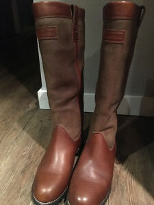 Leather Hunter Boots! Size 39