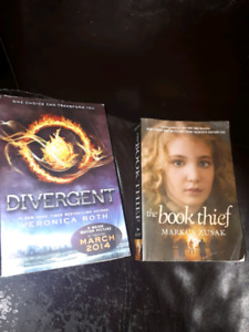 Divergent and The Book Thief