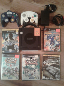 Game cube + jeux