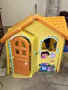 Dora the Explorer Little Tikes Play House