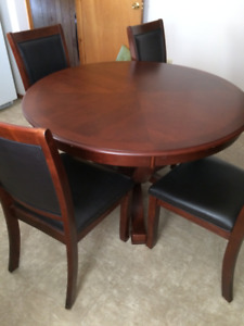 Kitchen Table with Chairs Set