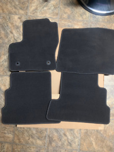 2017 Ford Escape OEM Mats with Cargo Mat