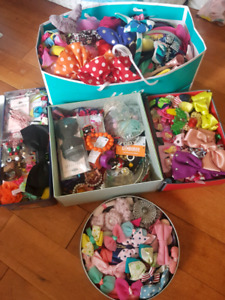 Tons girls hair accessories