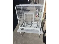 Parrot cage. Free delivery
