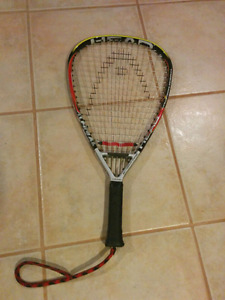 Head titanium Ti. Fire XL Racquetball Racquet