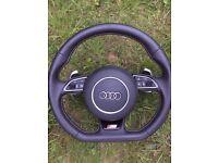Audi Steering Wheel complete