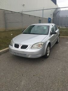 2007 pontiac G5 manual 137000 km