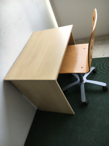 Computer Desk and Chair for home office
