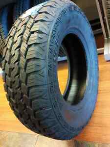 LT285/65/18 E Primewell Valera AT brand new tires never used
