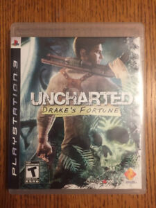 Uncharted Trilogy - $30
