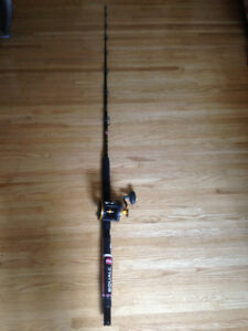 Brand new! Penn Squall rod and reel combo with Penn 30LW level w