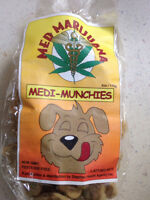 med marihuana dog cookies