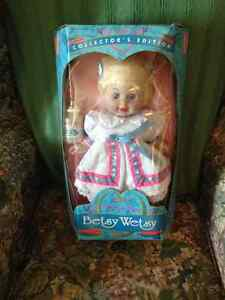 Betsy Wetsy Doll Made by Tyco Toy Company circa 1996 MINT IN BOX
