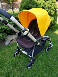 Bugaboo bee plus stroller