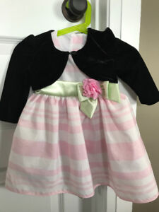 Baby girl dresses size 9M