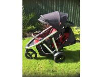 Phil&Ted Vibe double pushchair