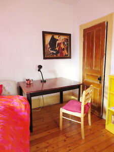 June 1st, beautiful appartement to share, 1-3 months