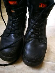Women's JB Goodhue steel toe work boots