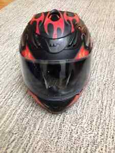 Full face Dysplay Model DOT Motorcycle Helmets