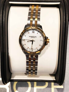 "BRAND NEW!!... LADIES RAYMOND WEIL ""TANGO"" WATCH.......NEW"