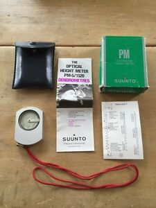 SUUNTO PM5-1520 Clinometer / Height Meter