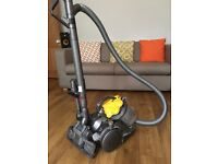 Dyson DC19 Multifloor with added attachments