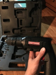 Craftsman 2 speed Power Drill/ Power Driver (power tools)