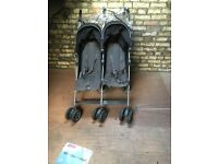 Twin pram/ buggy for sale