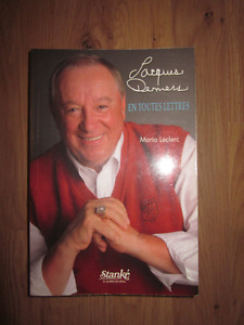 biographie de Jacques Demers