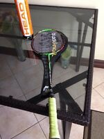 blacknight badminton racket