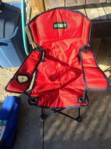 Toddler outdoor chair