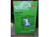 Large dog cage crate