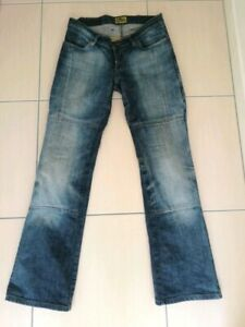 Womens size 8 motorcycle Draggin Jeans 100% kevlar leather gloves Merrimac Gold Coast City Preview